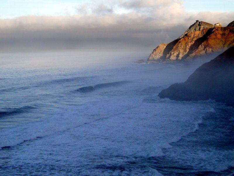 Fog Coast