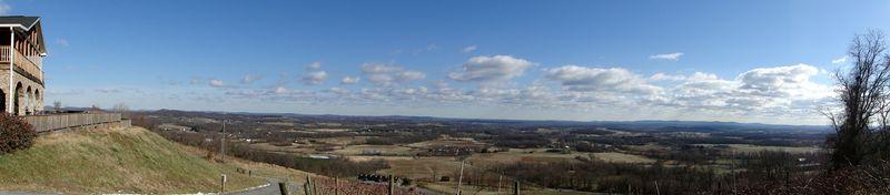Piedmont Panorama