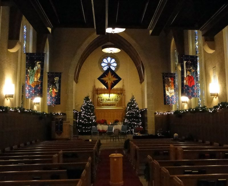 SFTS Chapel