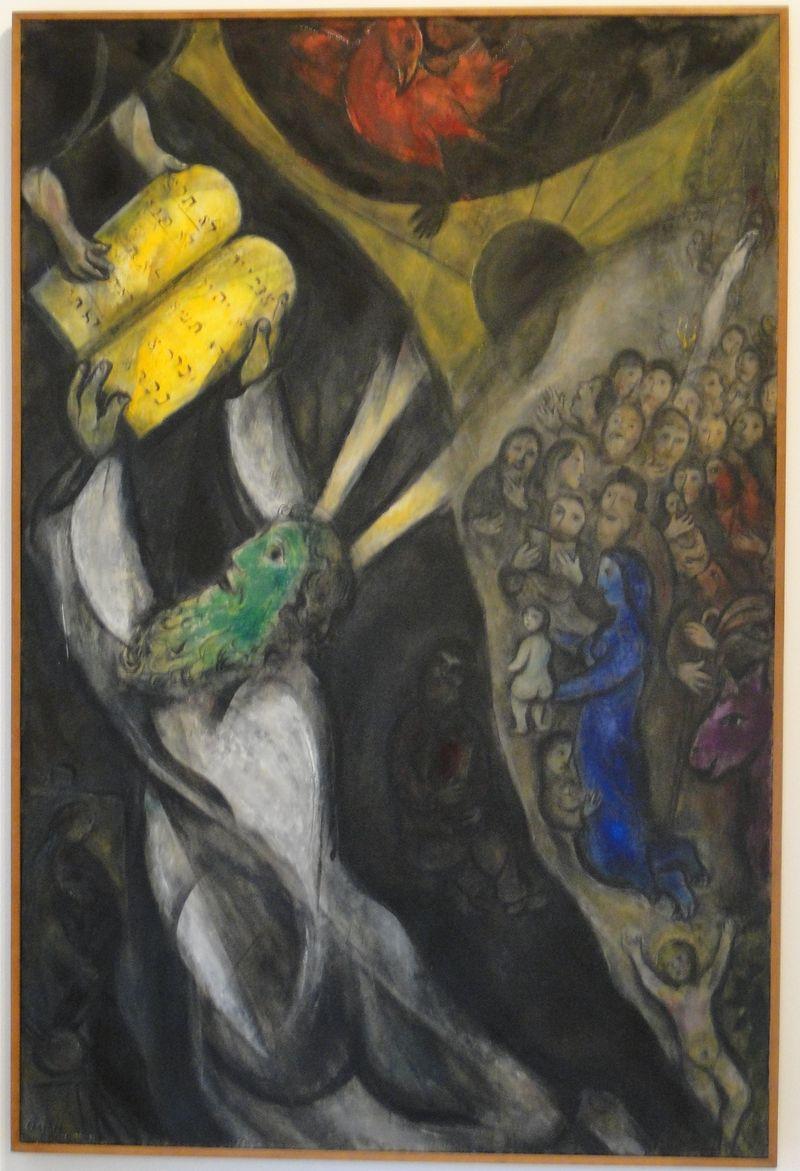 Torah Chagall
