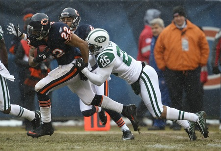 Bears Jets