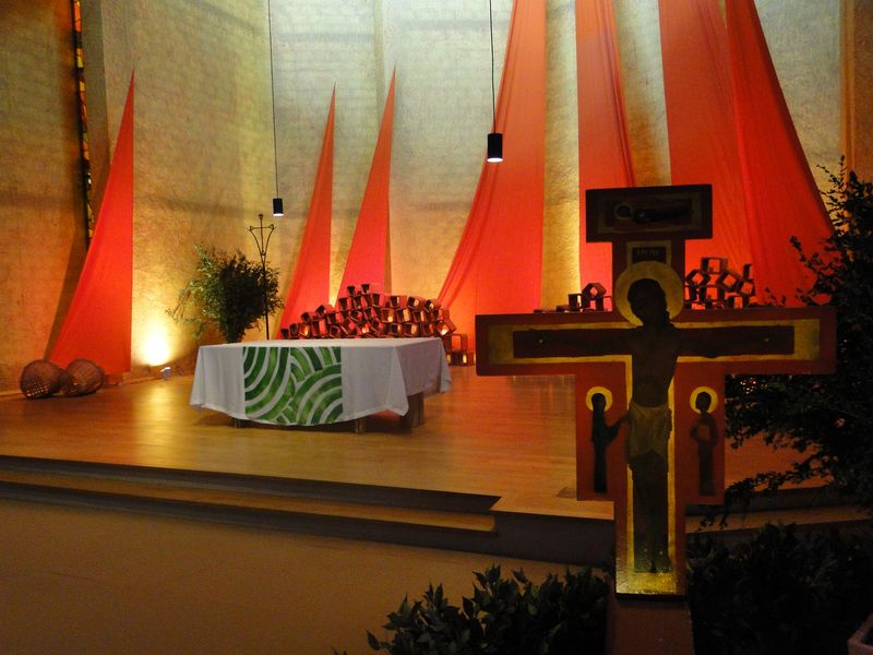 Taize Worship Center
