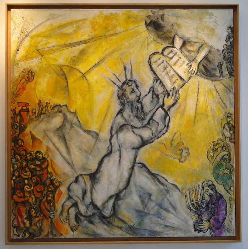 Chagall Torah