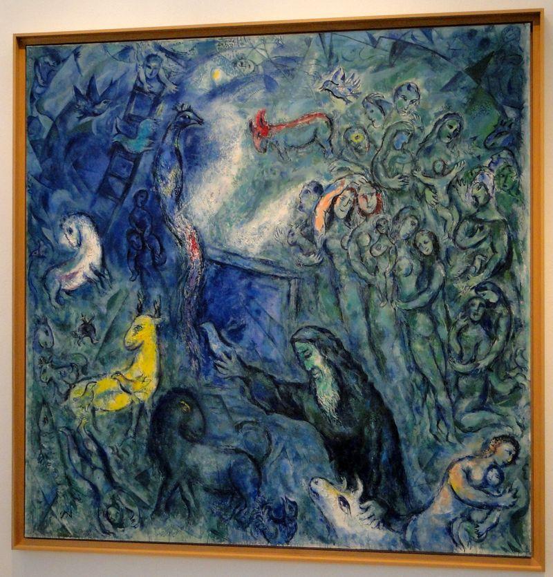 Chagall Nice