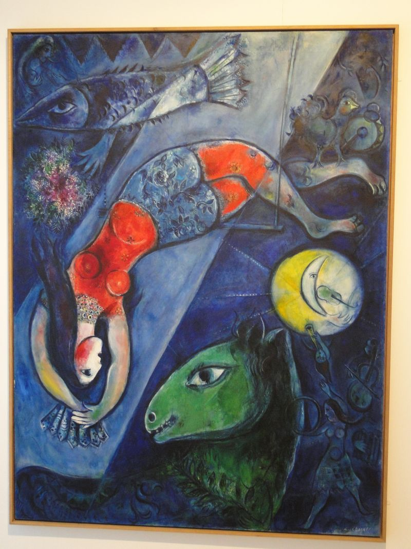 Chagall Float