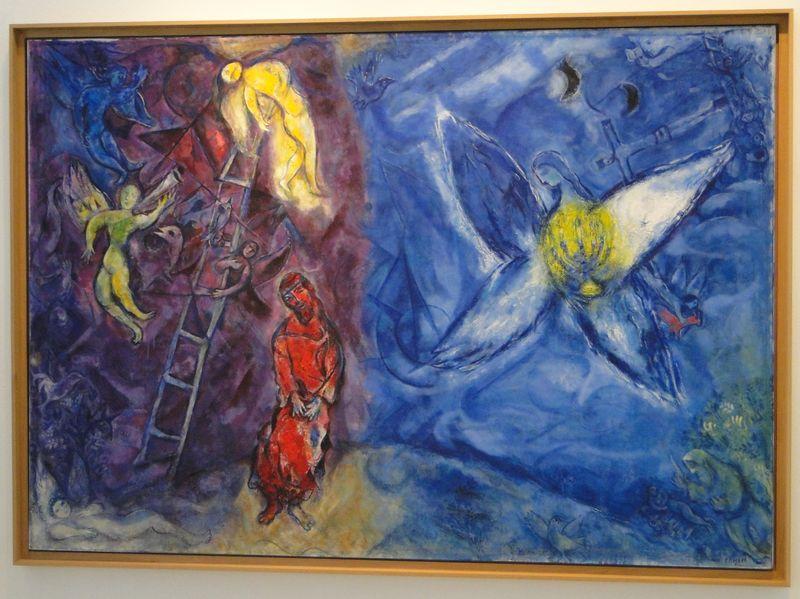 Chagall Angels