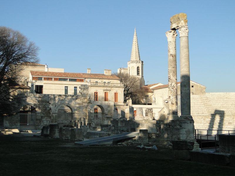 Ancient Arles
