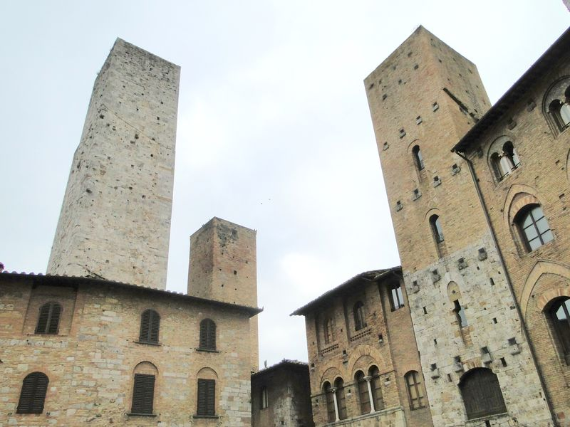 Gimignano Towers