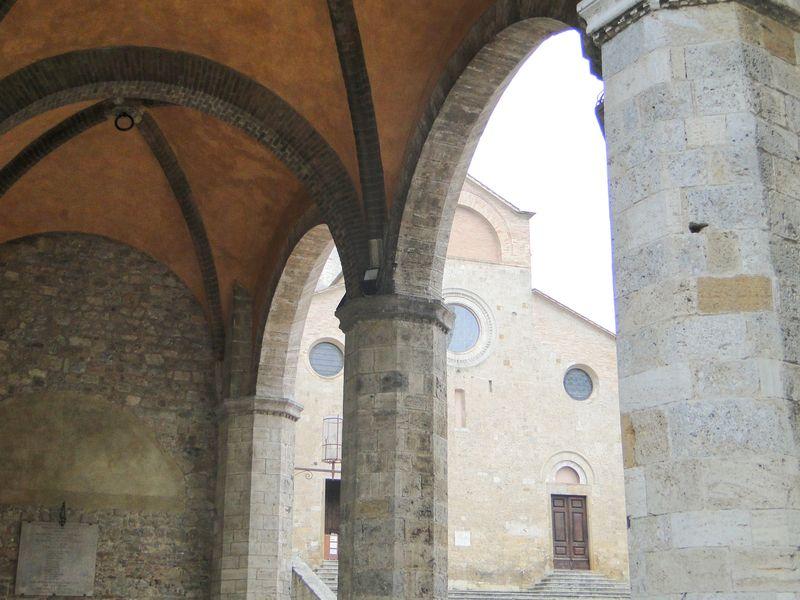 Gimignano Vaults