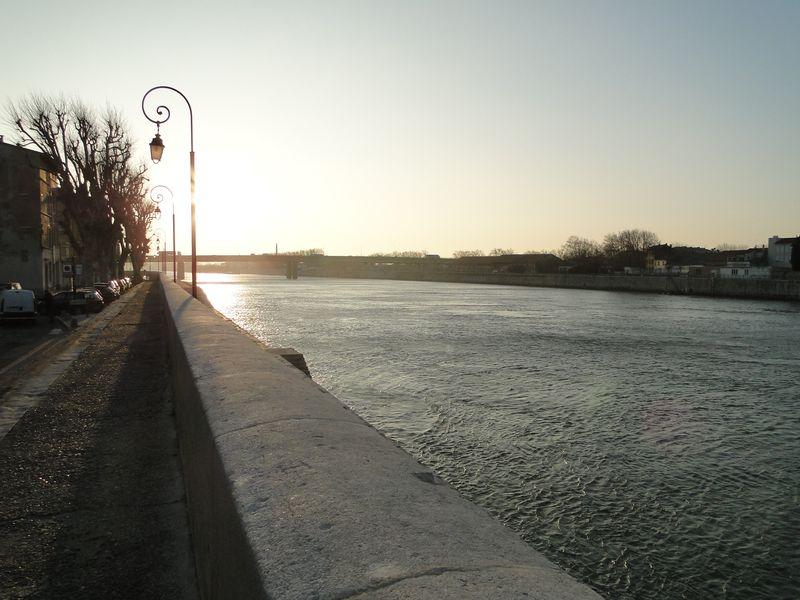 Dusk Arles