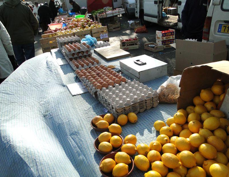 Lemons Eggs
