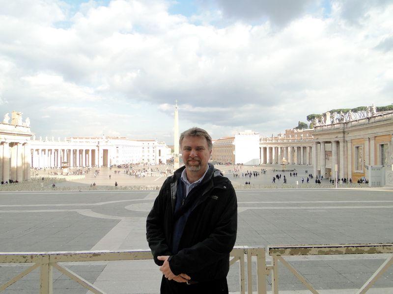 Brian Vatican