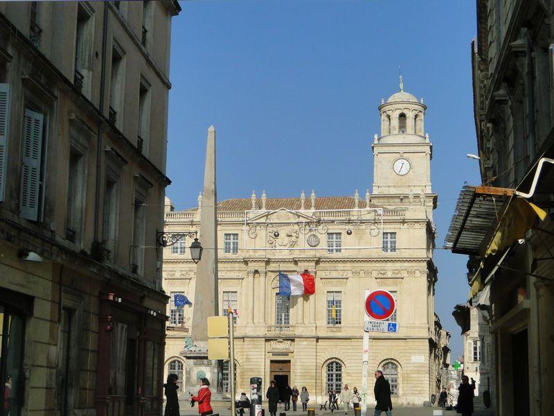 Hotel de Ville Arles