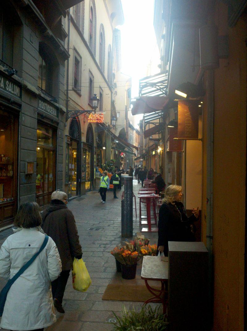 Bologna Morning