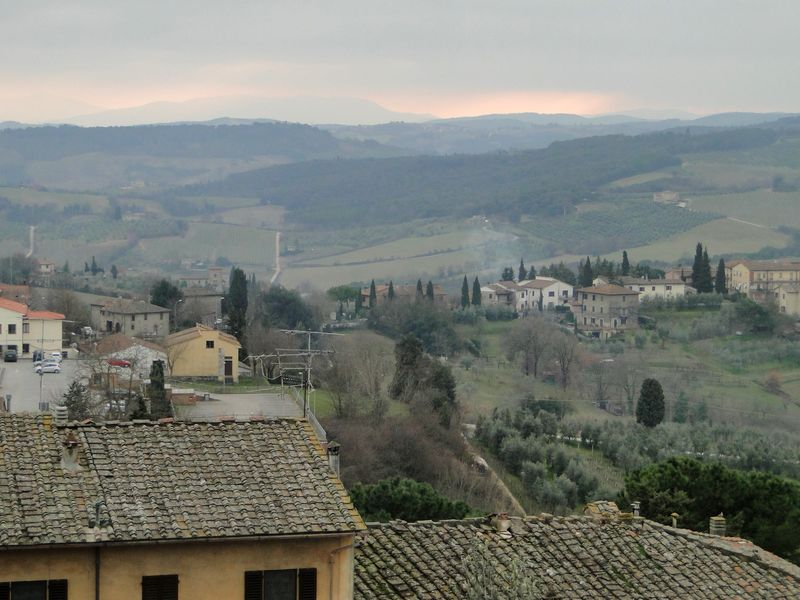 From Gimignano
