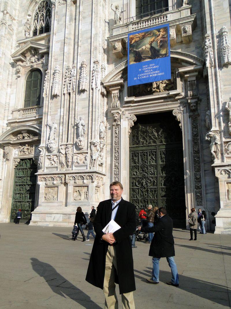 Obligatory Brian Duomo
